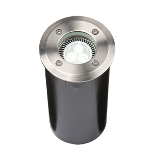 ML Accessories-316WALK IP67 230V Stainless Steel Ground Light Long Body