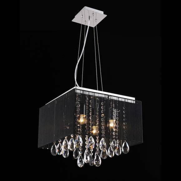 4 Light Pendant/Flush **CLEARANCE** 4 x 40W E14 Maximum