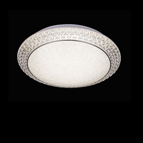 Small LED Ceiling Light With Remote 27W Integrated LED