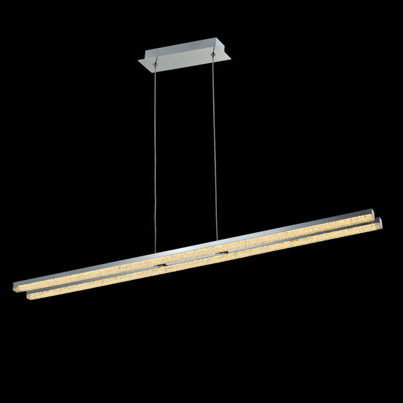 LED Pendant Bar **CLEARANCE** 2 x 20W Integrated LED