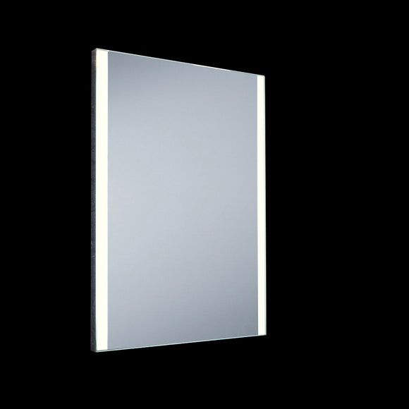 Small LED Mirror IP44 with Demister Pad & Sensor Switch 25W Integrated LED