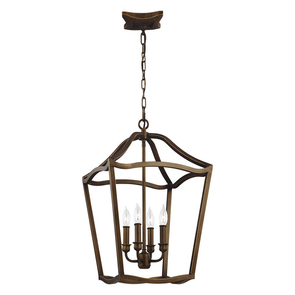 Feiss Yarmouth 4 Light Pendant FE-YARMOUTH-4P