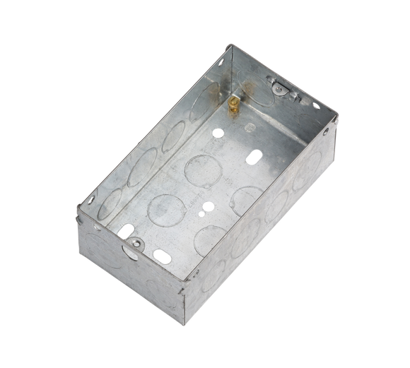 ML Accessories-GSK247 2G 47mm Galvanised Steel Box