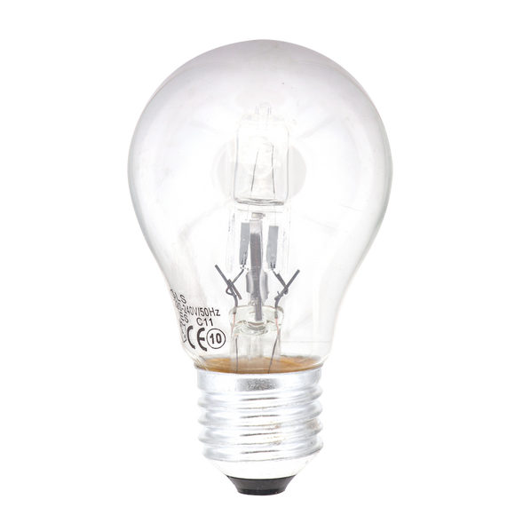 ML Accessories-HALO-G28ES 28W Halogen Energy Saving Clear GLS Lamp ES (equivalent to 40W)