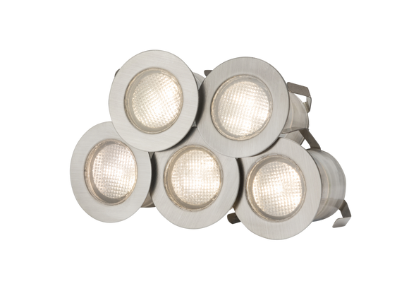 ML Accessories-KIT16WW IP65 230V 10 x 0.2w Warm White LED Kit 3000K