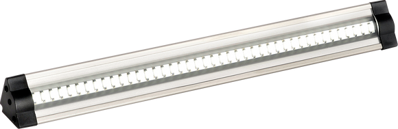 ML Accessories-LEDT3WCW 24V 3W LED Linkable Triangular Striplight 6000K (300mm)