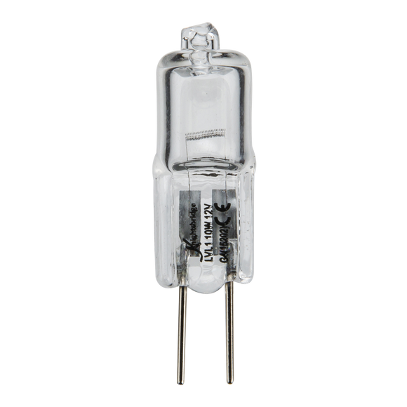 ML Accessories-LVL2 12V G4 20W Low Voltage Halogen Capsule Lamp Warm White 3000K