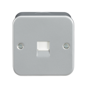 ML Accessories-M7400 Metal Clad Telephone Extension Socket