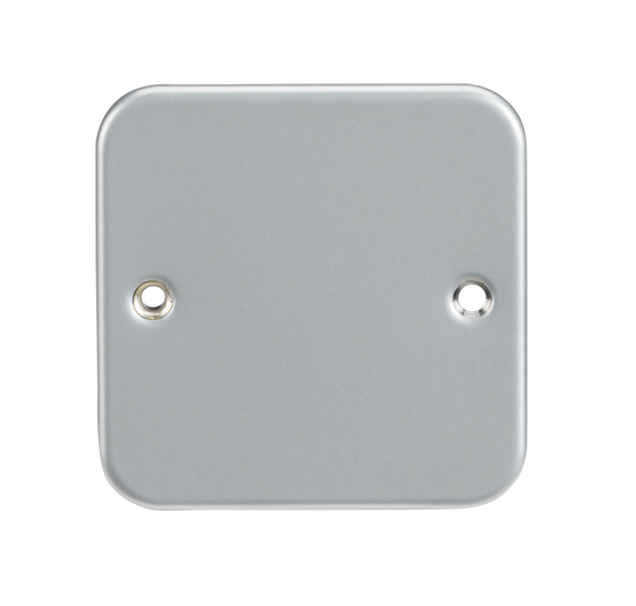 ML Accessories-M8500 Metal Clad 1G Blanking Plate