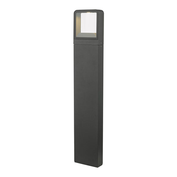 Outdoor Post with Square Light IP65 LED