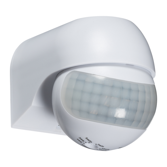 ML Accessories-OS0014 IP44 180° Mini PIR Sensor - White