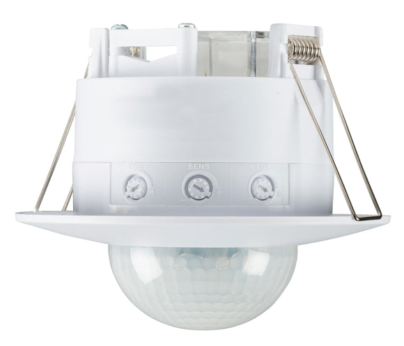 ML Accessories-OS0016 IP20 Wide Range  360° PIR Sensor - Recess Mounting