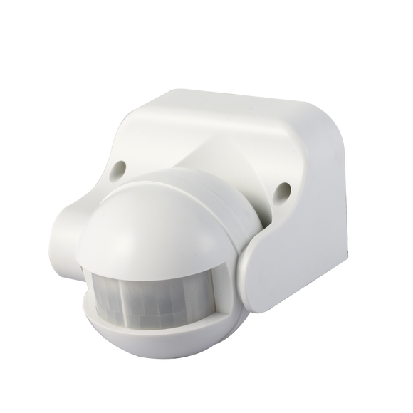 ML Accessories-OS004 IP44 180° PIR Sensor - White