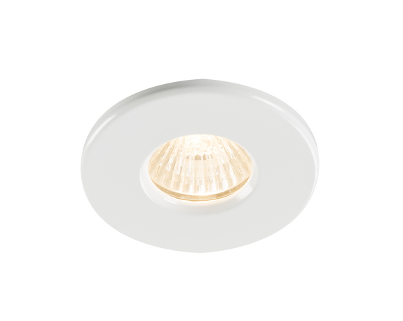 ML Accessories-RDSHW IP65 GU10  Recessed Downlight - White
