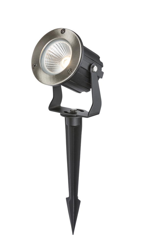 ML Accessories-SPIKE5A 230V IP65 6W LED Wall/Spike Spotlight