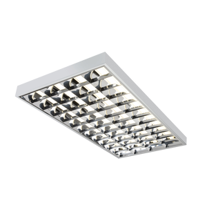 ML Accessories-SURF436EMHF IP20 4x36W T8 CAT2 Surface Mounted Emergency Fluorescent Fitting