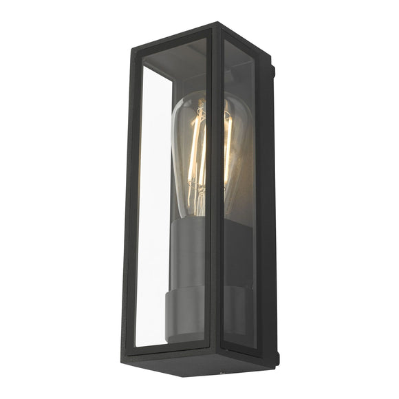 Taryn 1 Light Wall Light Anthracite IP65