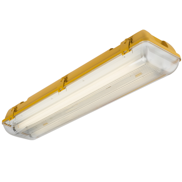 ML Accessories-TR652581EMHF 110V IP65 2x58W HF Twin Non-Corrosive Emergency Fluorescent Fitting