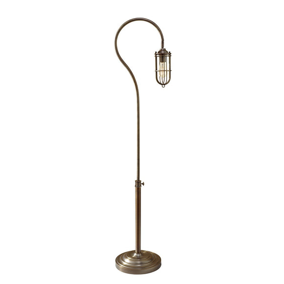 Feiss Urban Renewal 1 Light Floor Lamp FE-URBANRWL-FL1