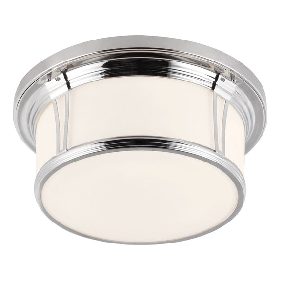 Feiss Woodward 3 Light Large Flush Mount FE-WOODWARD-F-L
