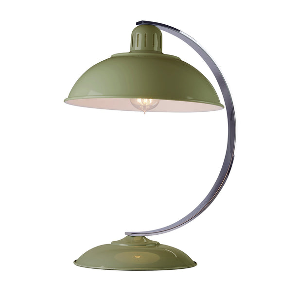 Elstead Franklin 1 Light Desk Lamp - Green FRANKLIN-GREEN