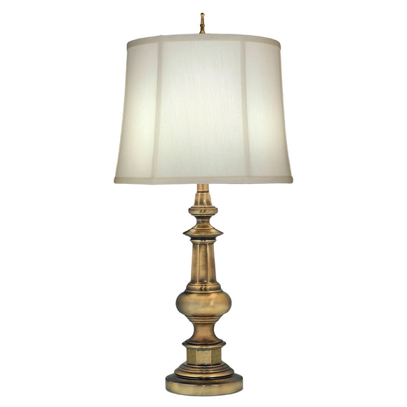 Stiffel Washington 1 Light Table Lamp - Antique Brass SF-WASHINGTON-AB