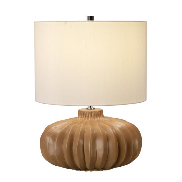 Elstead Woodside 1 Light Table Lamp WOODSIDE-TL
