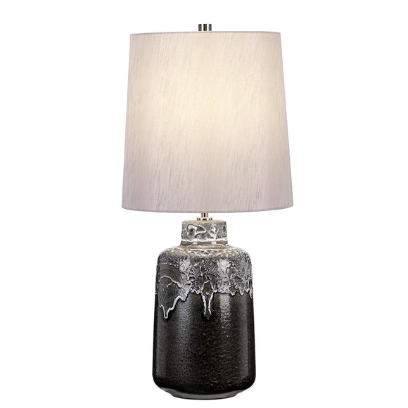 Elstead Woolwich 1 Light Table Lamp WOOLWICH-TL
