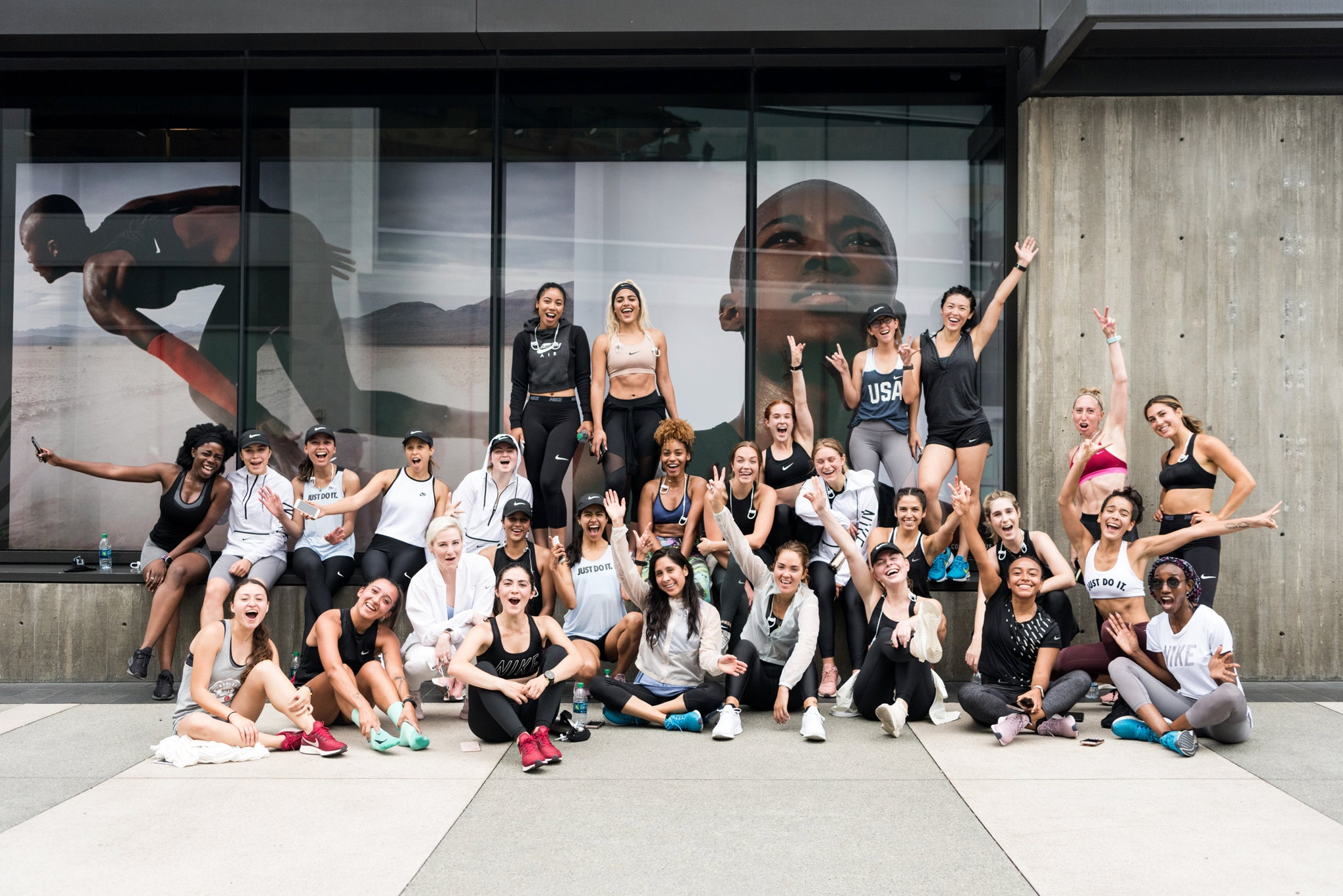 Nike Women Marathon Project