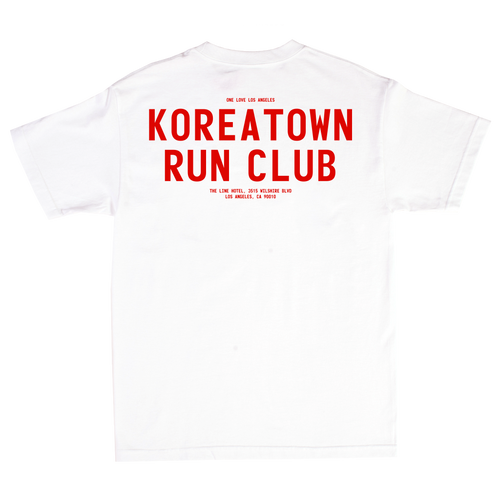 THE LINE HOTEL x KRC: KOREATOWN FOR MALIBU CLUB T-SHIRT