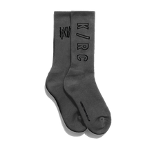 Load image into Gallery viewer, KRC: LOGO CREW SOCKS