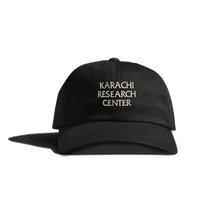 Load image into Gallery viewer, KRC: KARACHI RESEARCH CENTER LOGO CAP
