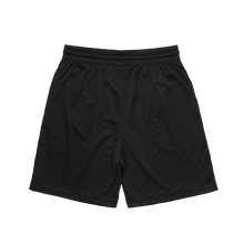 Load image into Gallery viewer, KRC NFS BLACK COURT SHORTS