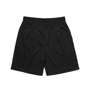 KRC NFS BLACK COURT SHORTS