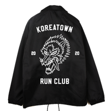 Load image into Gallery viewer, KOREATOWN COYOTES COACHES JACKET RE-ISSUE