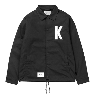 KOREATOWN QUILTED CANVAS JACKET