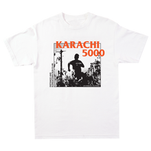 Load image into Gallery viewer, KRC x DISTANCE KARACHI 5000 T-SHIRT
