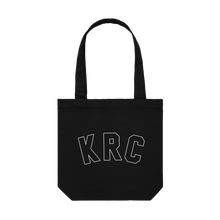 Load image into Gallery viewer, KRC CARRIE TOTE BAG