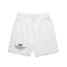 Load image into Gallery viewer, KRC NFS WHITE COURT SHORTS
