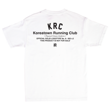 Load image into Gallery viewer, KRC NFS WHITE T-SHIRT