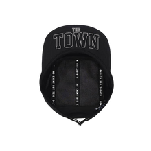 Load image into Gallery viewer, KRC TOWN CAP 2.0 BLACK