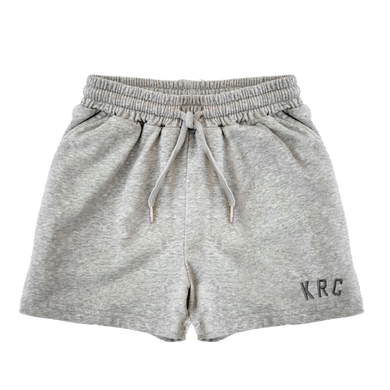 KRC WOMENS EMBROIDERED SWEAT SHORT