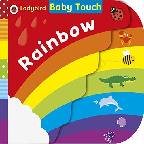 Baby Touch: Rainbow - Board Book