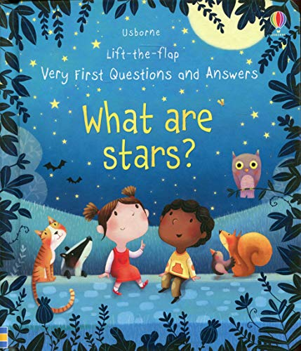 What are Stars? Very First Questions and Answers - Lift The Flap - Board Book