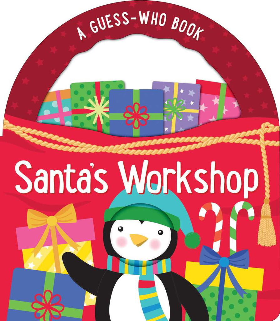 Santa's Workshop - A Guess Who Book - Board Book
