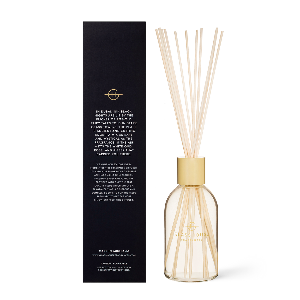 Arabian Nights - White Oud Diffuser