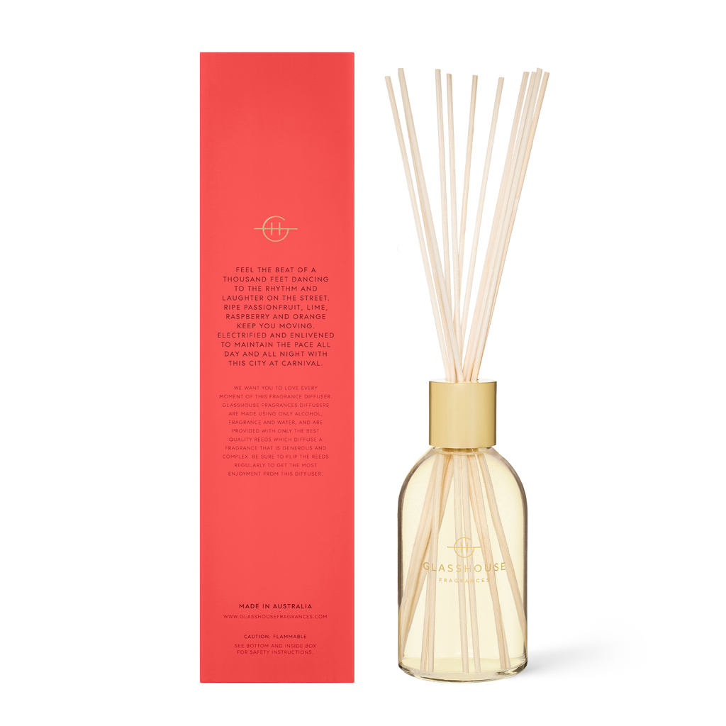 One Night in Rio - Passionfruit & Lime Diffuser