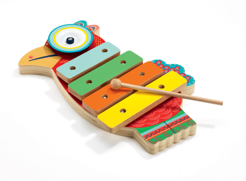 Animambo Cymbal and Xylophone