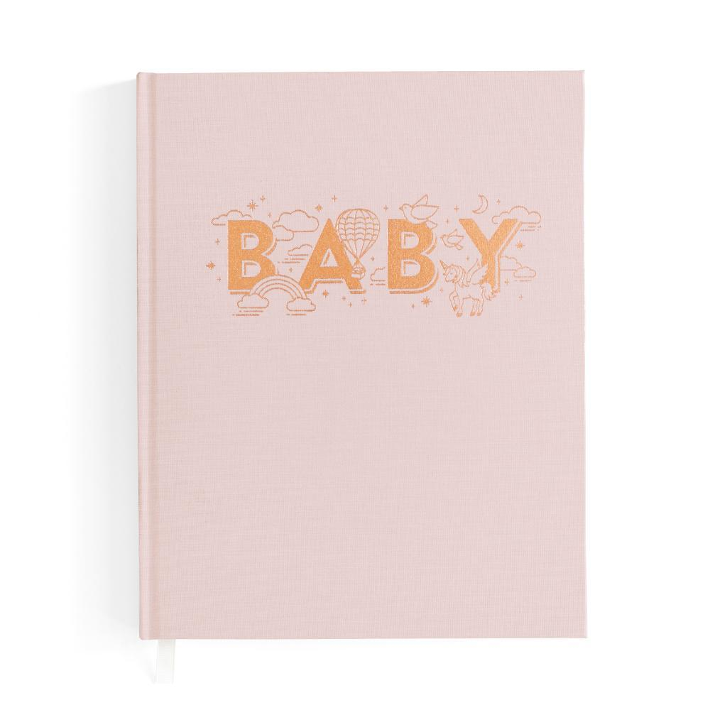 Baby Book Blush (Girls)