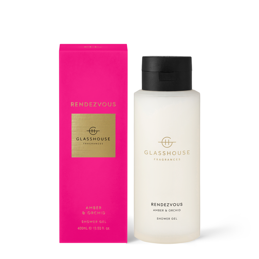 Rendezvous - Amber & Orchid Shower Gel